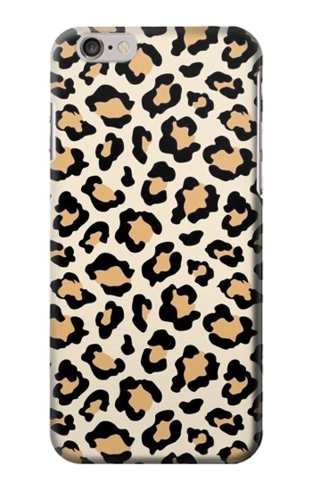 Printed Fashionable Leopard Seamless Pattern Iphone 6 plus Case