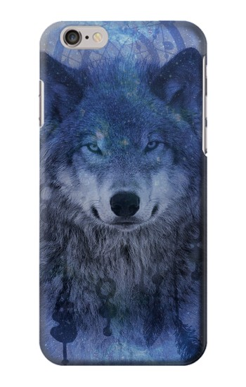 Printed Wolf Dream Catcher Iphone 6 plus Case