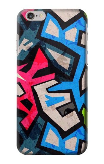 Printed Graffiti Street Art Iphone 6 plus Case
