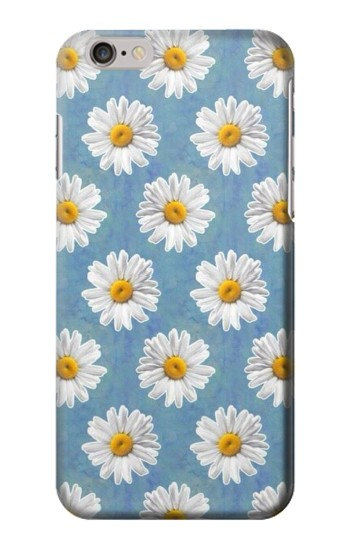 Printed Floral Daisy Iphone 6 plus Case