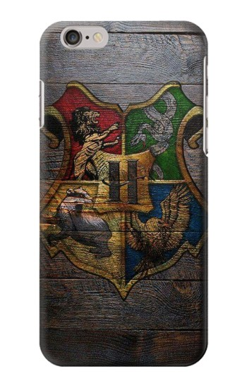 Printed Hogwarts Logo Iphone 6 plus Case