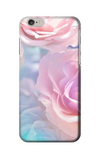 Printed Vintage Pastel Flowers Iphone 6s Case