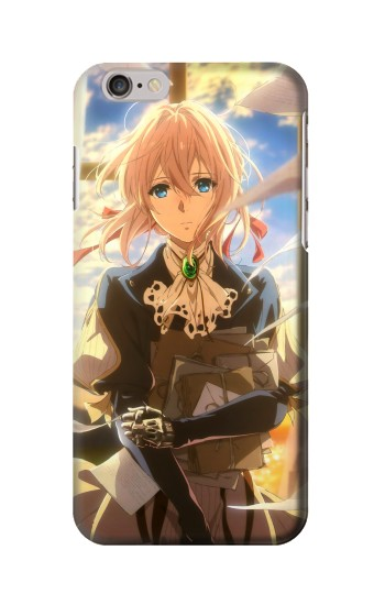 Printed Violet Evergarden Iphone 6s Case
