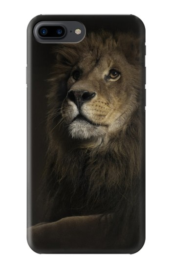 Printed Lion Iphone 7 plus Case