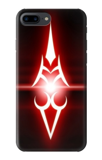 Printed Fate Stay Night Saber Command Spells Iphone 7 plus Case