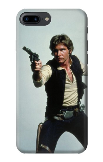 Printed Han Solo Iphone 7 plus Case