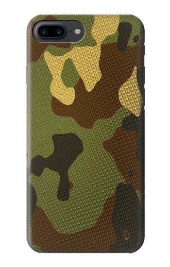 Printed Camo Camouflage Graphic Printed Iphone 7 plus Case