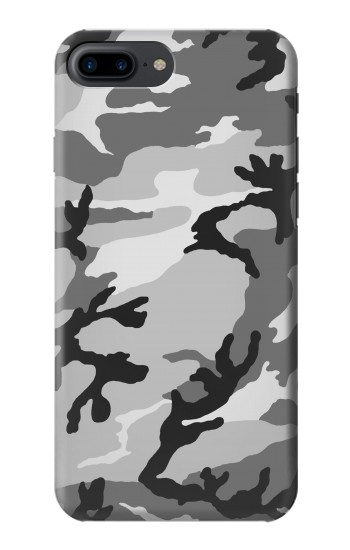 Printed Snow Camo Camouflage Graphic Printed Iphone 7 plus Case