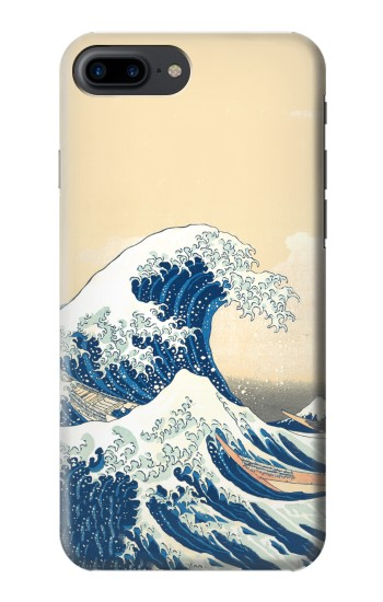 Printed Under the Wave off Kanagawa Iphone 7 plus Case
