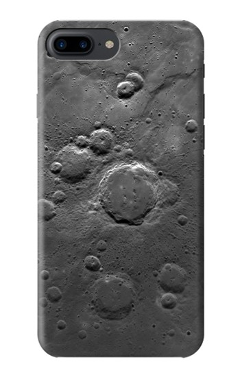 Printed Moon Surface Iphone 7 plus Case