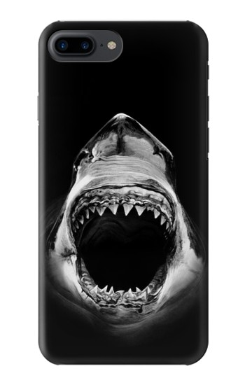 Printed Great White Shark Iphone 7 plus Case