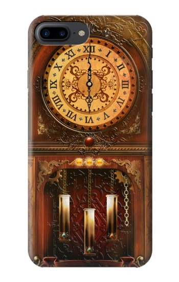 Printed Grandfather Clock Iphone 7 plus Case