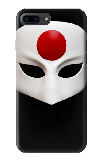 Printed Japan Katana Mask Iphone 7 plus Case