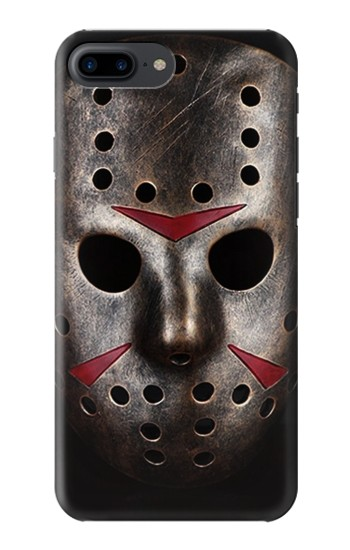 Printed Jason Mask Iphone 7 plus Case