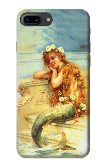 Printed Little Mermaid Painting Iphone 7 plus Case