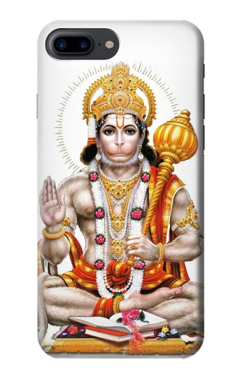 Printed Lord Hanuman Chalisa Hindi Hindu Iphone 7 plus Case