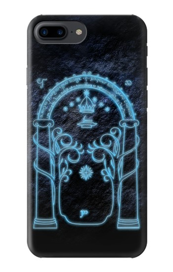 Printed Lord of The Rings Mines of Moria Gate Iphone 7 plus Case