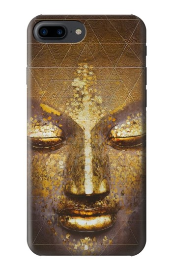 Printed Magical Yantra Buddha Face Iphone 7 plus Case