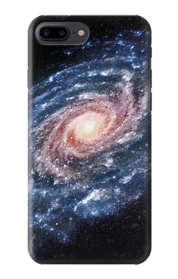 Printed Milky Way Galaxy Iphone 7 plus Case