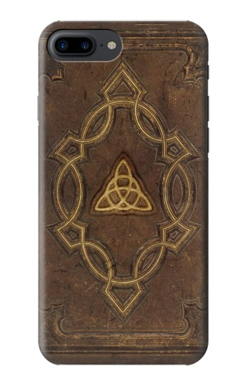 Printed Spell Book Cover Iphone 7 plus Case