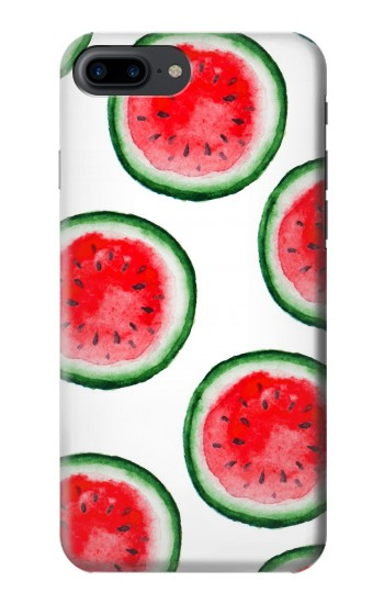 Printed Watermelon Pattern Iphone 7 plus Case