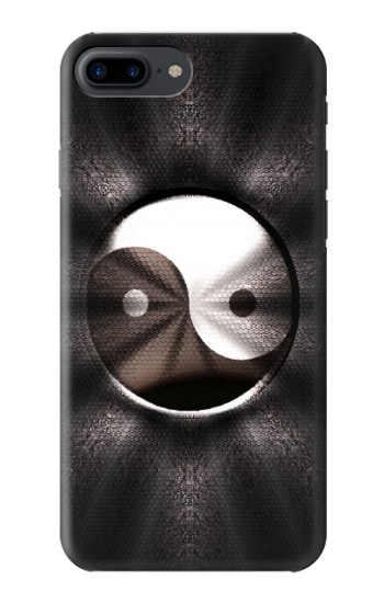 Printed Yin Yang Symbol Iphone 7 plus Case