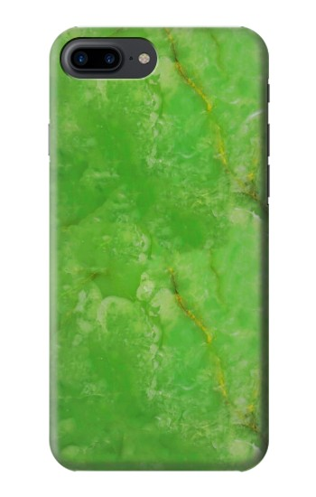 Printed Green Jade Printed Texture Iphone 7 plus Case