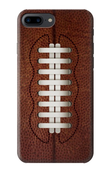 Printed Leather Vintage Football Iphone 7 plus Case