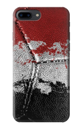 Printed Egypt Flag Vintage Football 2018 Iphone 7 plus Case