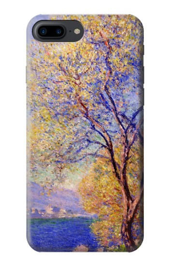 Printed Claude Monet Antibes Seen from the Salis Gardens Iphone 7 plus Case