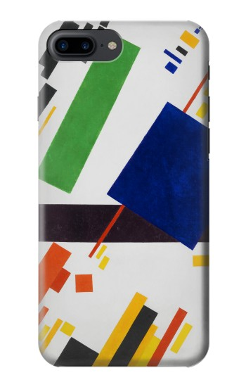 Printed Kazimir Malevich Suprematist Composition Iphone 7 plus Case