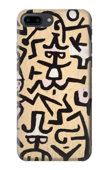 Printed Paul Klee Comedians Handbill Iphone 7 plus Case