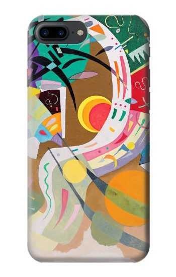 Printed Vasily Kandinsky Guggenheim Iphone 7 plus Case