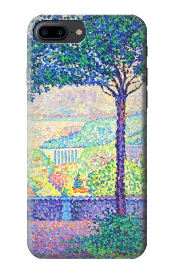 Printed Paul Signac Terrace of Meudon Iphone 7 plus Case
