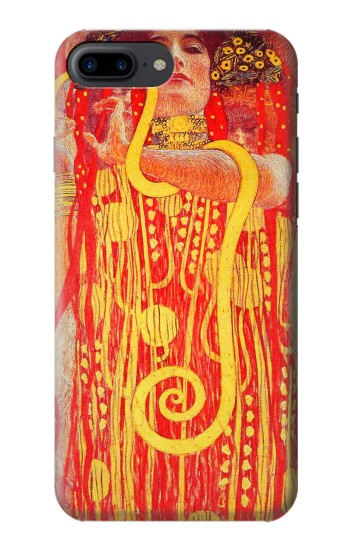 Printed Gustav Klimt Medicine Iphone 7 plus Case