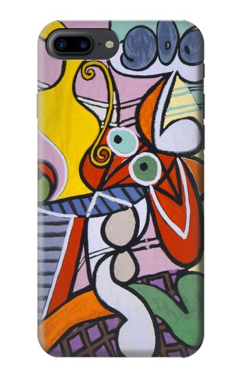 Printed Picasso Nude and Still Life Iphone 7 plus Case