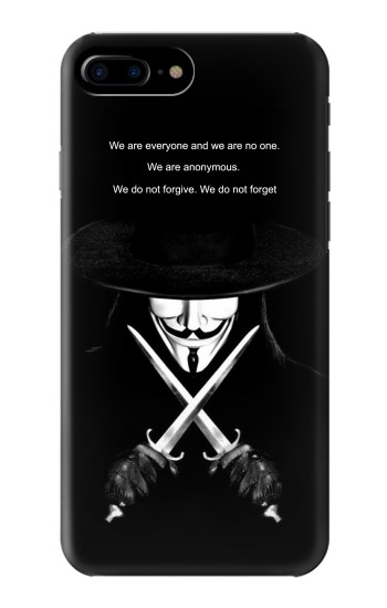 Printed V Mask Guy Fawkes Anonymous HTC One Max Case
