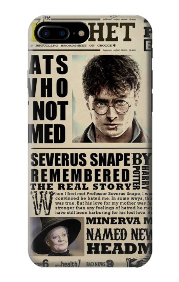 Printed Harry Potter Daily Prophet HTC One Max Case