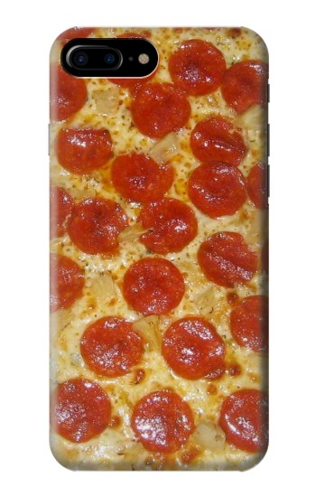 Printed Pizza HTC One Max Case
