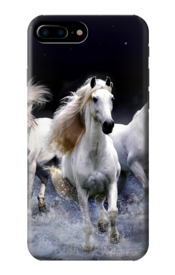 Printed White Horse HTC One Max Case