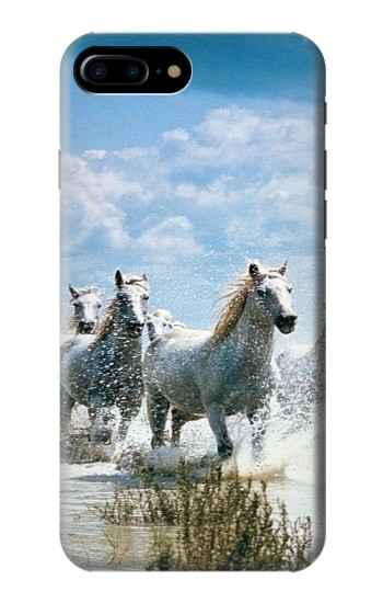 Printed White Horse 2 HTC One Max Case