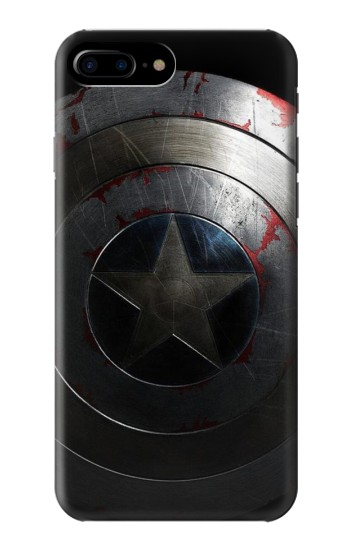 Printed Captain Shield HTC One Max Case