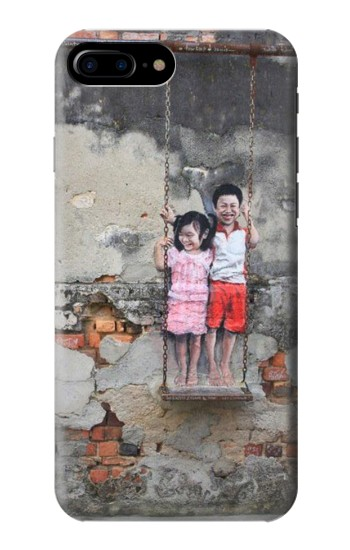 Printed Penang Street Art HTC One Max Case