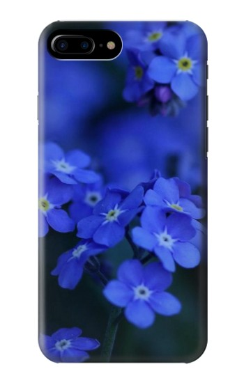 Printed Forget me not HTC One Max Case