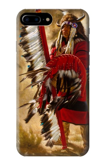 Printed Red Indian HTC One Max Case