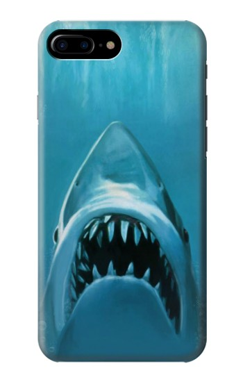 save off 370c6 c38aa White Shark Phone Case for IPHONE 8 PLUS