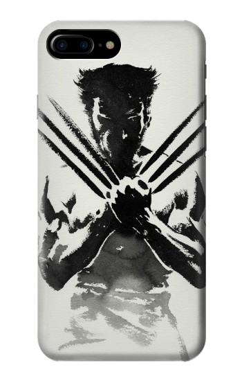 Printed Wolverine HTC One Max Case