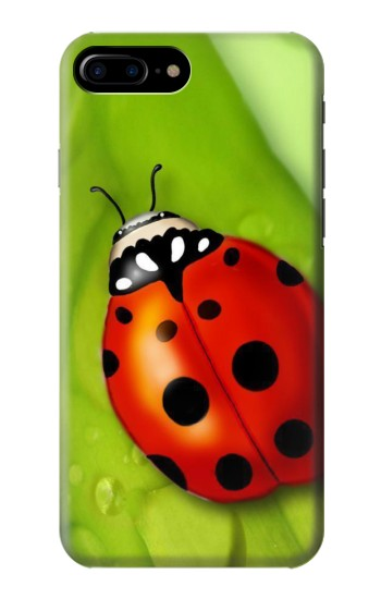 Printed Ladybug HTC One Max Case