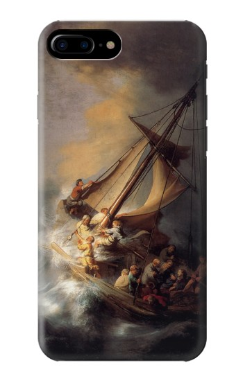 Printed Rembrandt Christ in The Storm HTC One Max Case