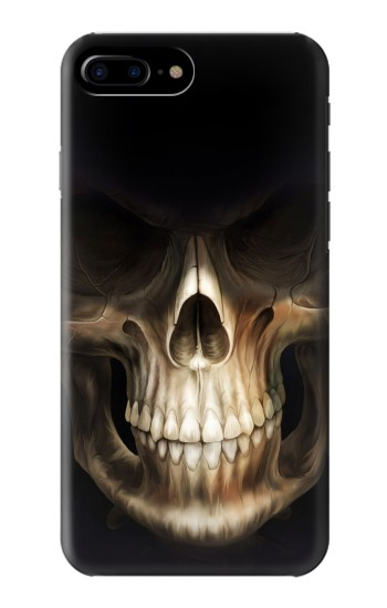 Printed Skull Face Grim Reaper HTC One Max Case